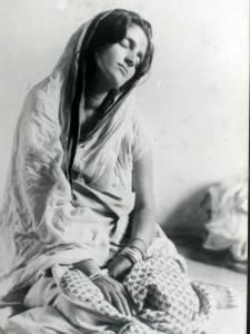 Ma in Samadhi