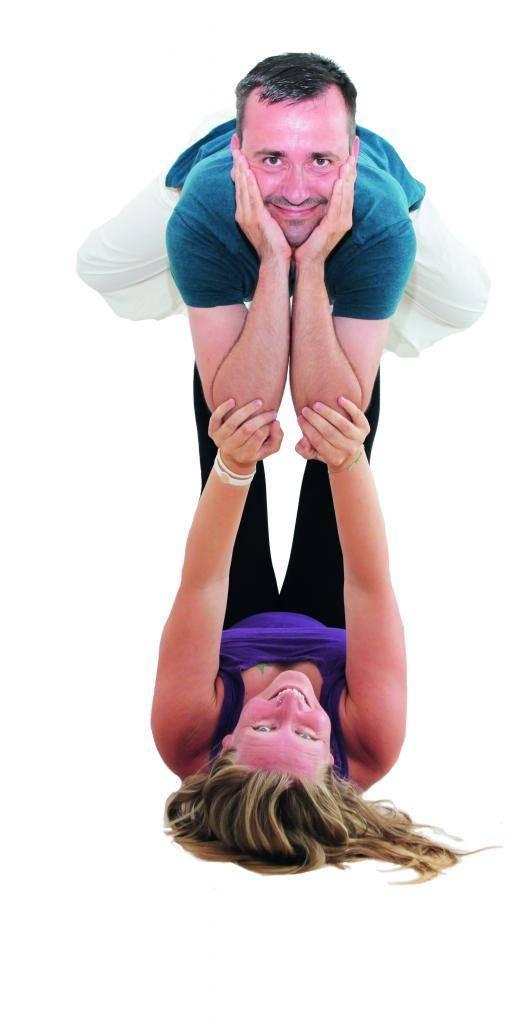 Yoga macht glücklich!