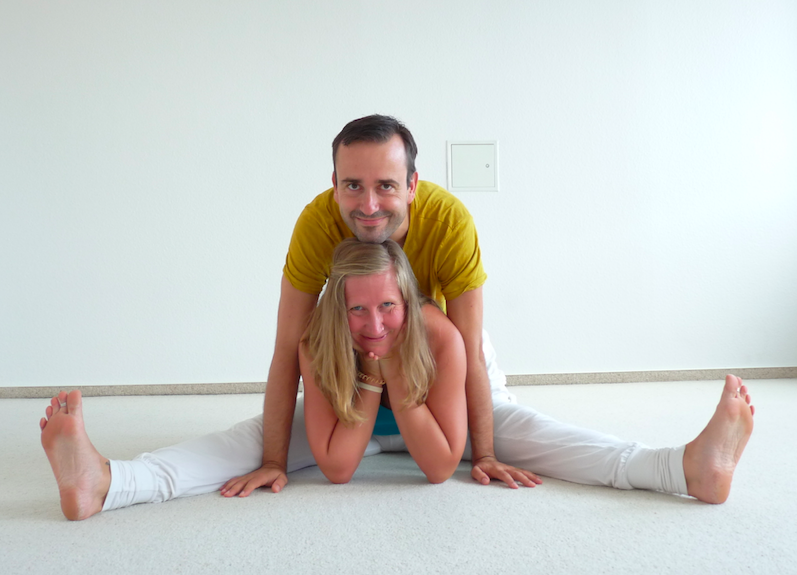 Partneryoga Partnerasanas