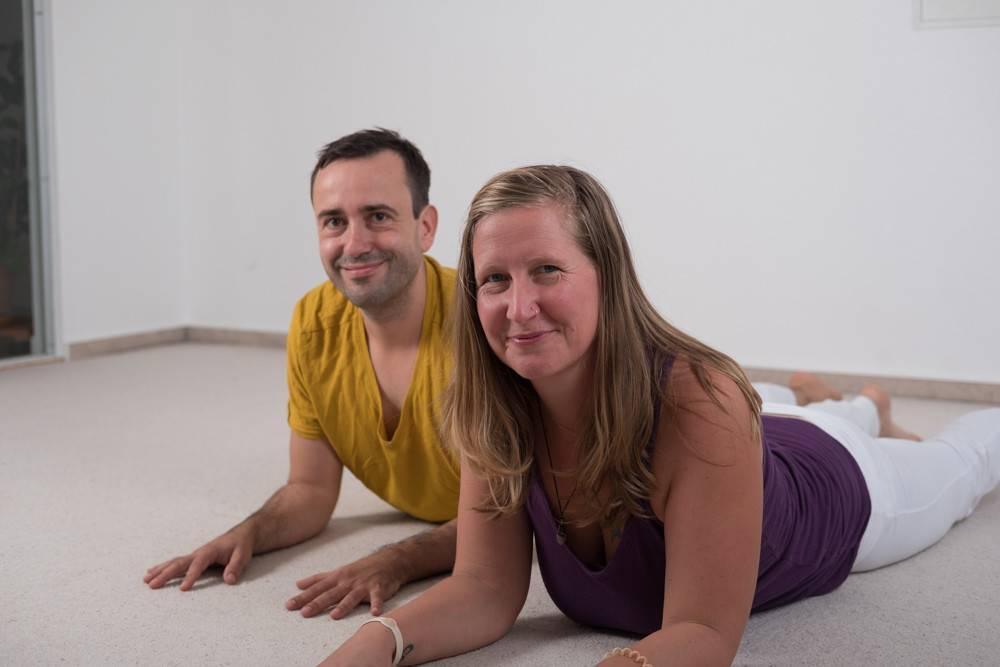 Yogalehrer Ausbildung